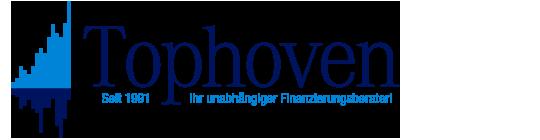 Tophoven Finanzberatung, Baufinanzierung, Finanzierung, Darlehen